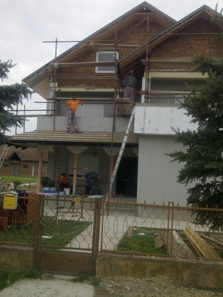 Građevina Kostić  Kompletna adaptacija kuce u Markovcu
